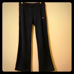 50% off Nike dry fit athletic pants (navy)